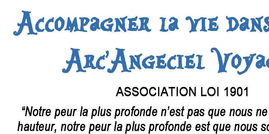 Adhésion à l'association ARC'ANGECIEL 2019 - ARC'ANGECIEL VOYAGES