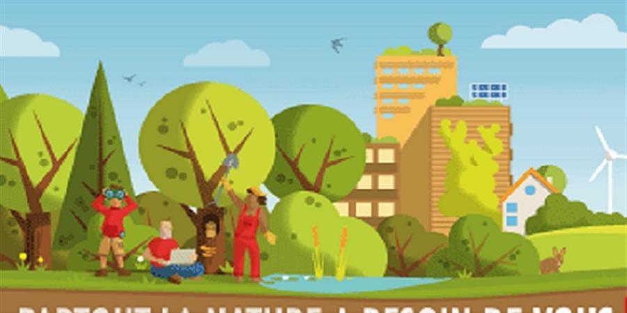 J'adhère à la Sauvegarde de l'Anjou - France Nature Environnement - Association Sauvegarde de l'Anjou