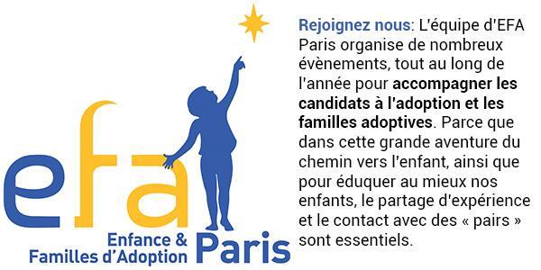 Ré-adhésion 2019 - EFA Paris