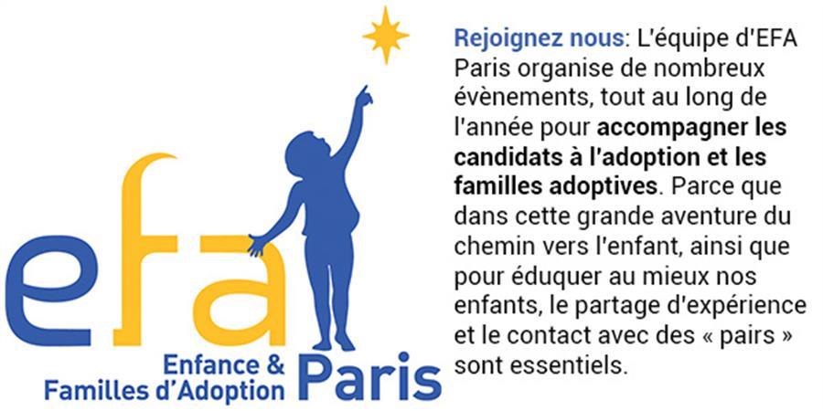 Re-adhésion 2020 - EFA Paris