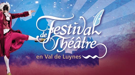 Soutenez le Festival, devenez adhérent - Festival de Théâtre en Val de Luynes