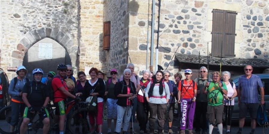 """Adhésion  2019/ 2020 - Les Chandarers du Pays de Naves """"CPN"""""""