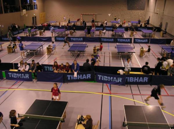 Activité : TENNIS DE TABLE - Association Sports Et Loisirs