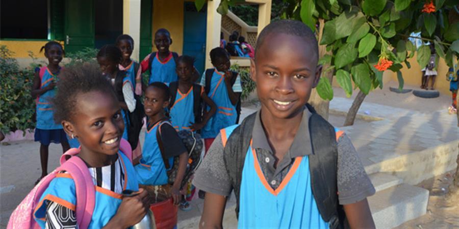 Adhésion en ligne - Détresse Enfants du Monde Sénégal
