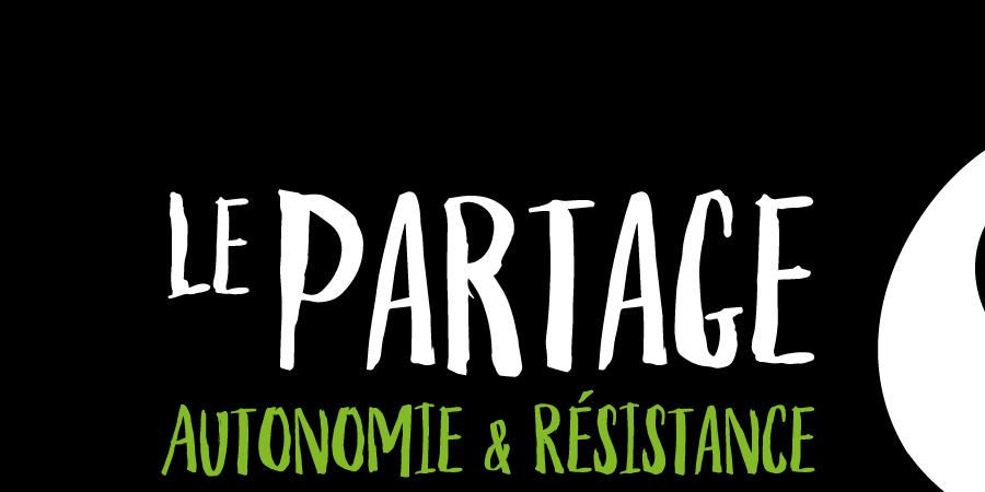 Adhésion LePartage/AR 2019 - Le Partage - Autonomie et Résistance