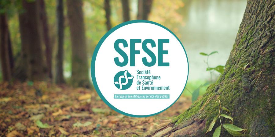 Adhésion 2019 à la SFSE - Société Française de Santé et Environnement