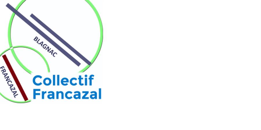 Cotisation d'adhésion au Collectif Francazal - Collectif Francazal