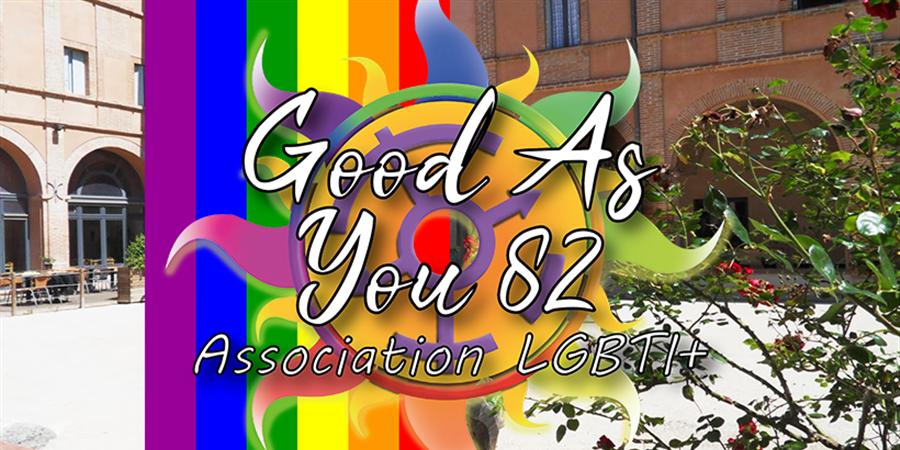 Adhésion Good As You 82 2018 - Good As You 82