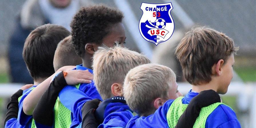 US Changé Football  Cotisations  saison 2019 - 2020 - Union Sportive Changé Football