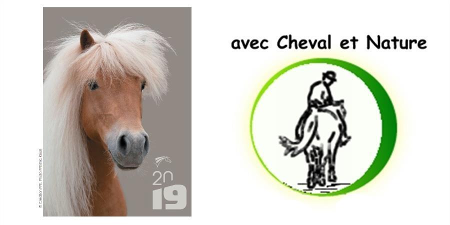 Adhésion Cheval et Nature avec ou sans  licence FFE 2019 - cheval et nature