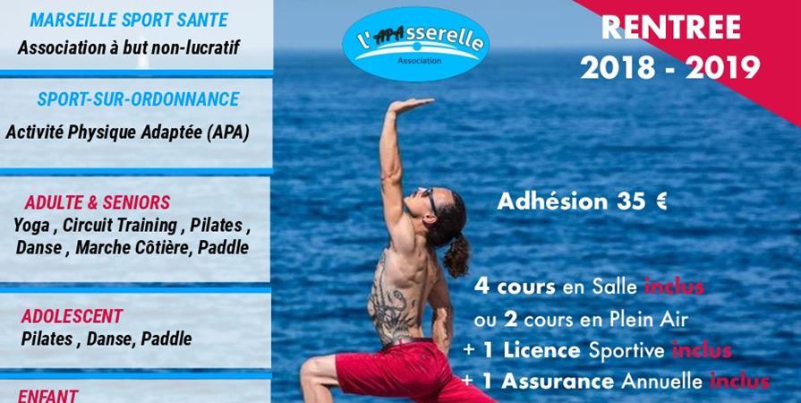 L'APAsserelle Association 2018 - 2019 - L'APAsserelle Association