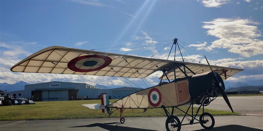 "Adhésion Association ""Héritage avions Morane-Saulnier"" - Héritage avions Morane-Saulnier"