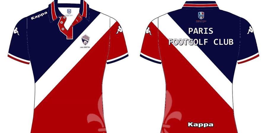 Tenue du club - Paris FootGolf Club