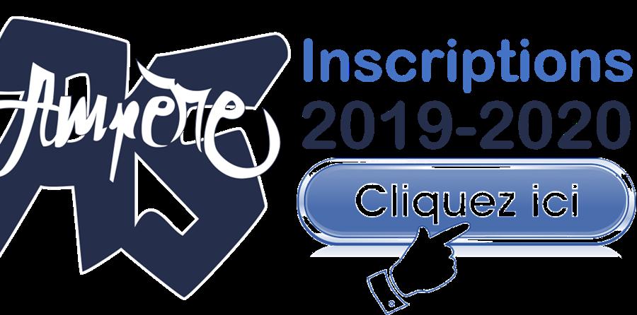 Inscription AS collège Ampère - 2019/2020 - Association sportive - Collège Ampère Oyonnax