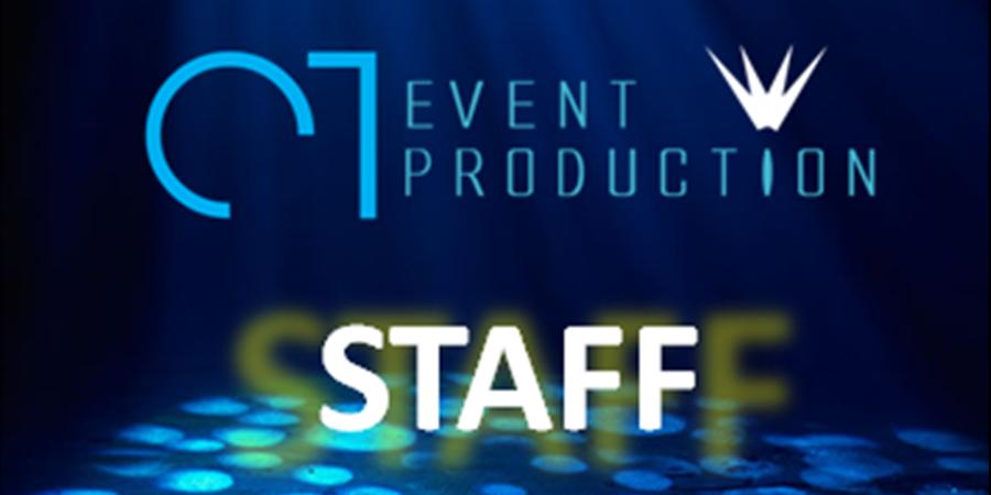 Notre association recrute ! - CT Event Production