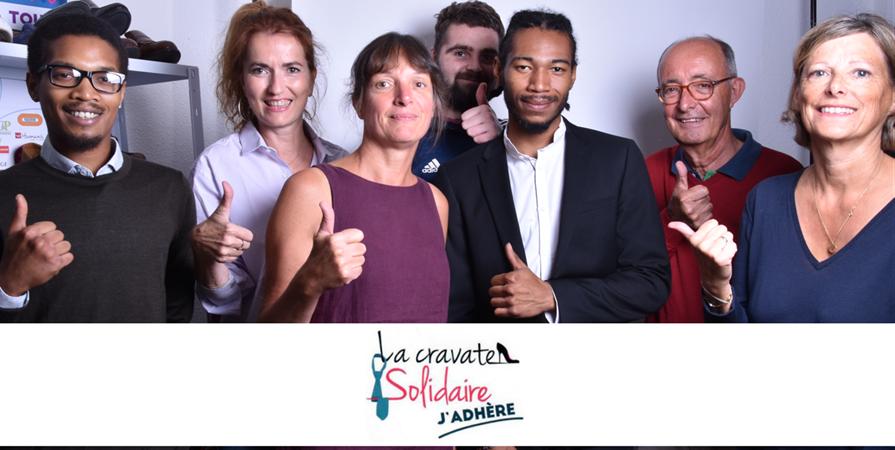 Adhérez à la Cravate Solidaire Lille ! - La Cravate Solidaire Lille