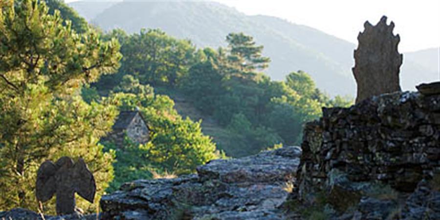 Adhésion 2021 Sentier des Lauzes - Sur le sentier des lauzes