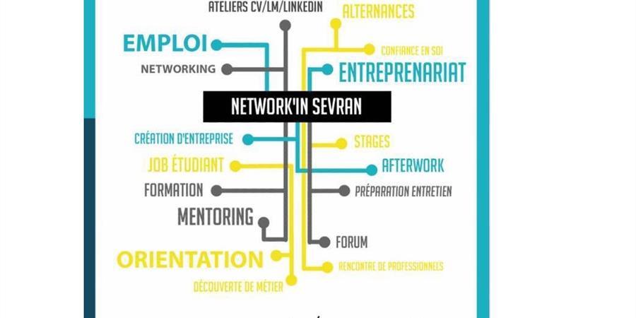 Adhésion annuelle Network'In Sevran - Network'In Sevran