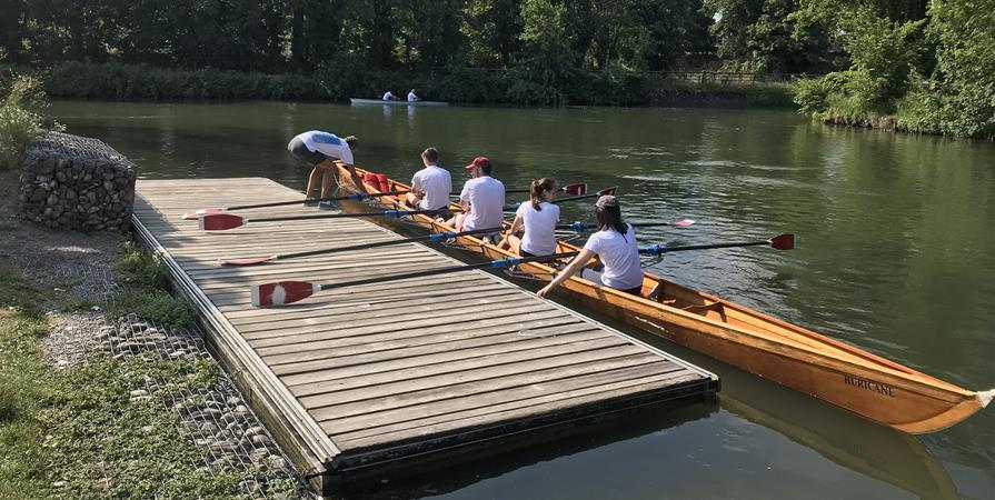 Licences 2020 - 2021 - Rowing Club Mulhouse