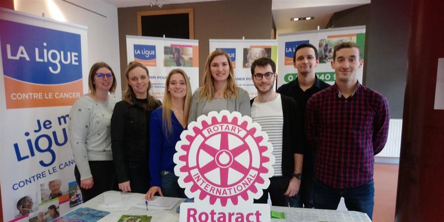 Adhésion Rotaract Voiron CHartreuse - Rotaract Voiron Chartreuse