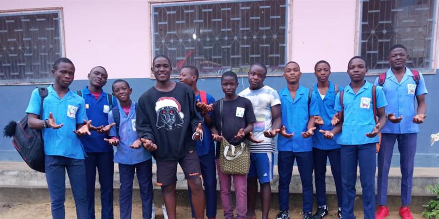 Parrainez un enfant de la rue - Africafrance Solidaire