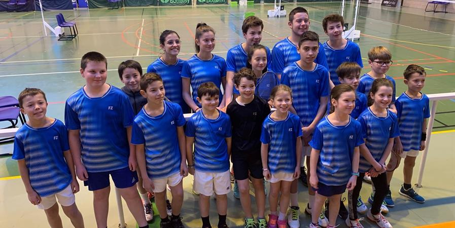 Adhésion en ligne - Club Alençonnais de Badminton