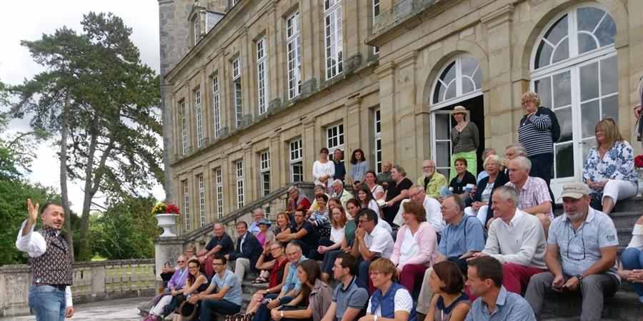 """Bulletin d'Adhésion à l'Association """"Les Amis du Château de Sully """" - les amis du château de Sully"""
