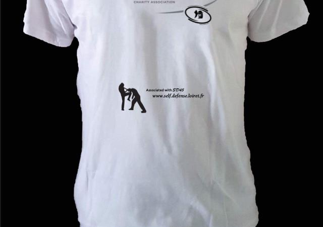 T-shirts Krav Maga Women Protect - Self Defense 45 (SD45)