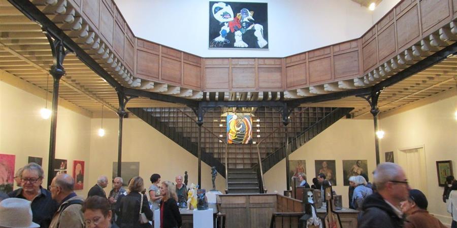 adhésion ARTEC - Association pour le rayonnement des arts