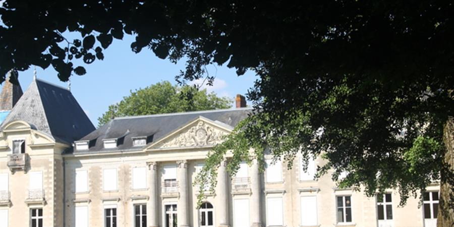 Adhésion à l'association des amis du parc et du château de La Droitière - Association Les Amis du Parc et du Château de la Droitière