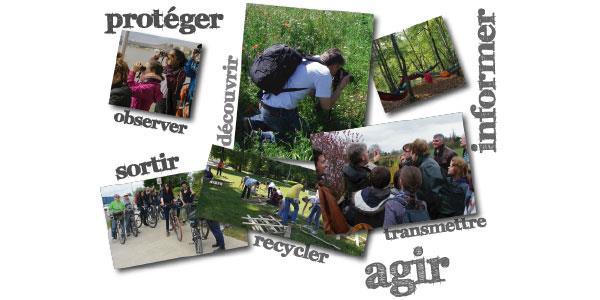 Etre acteur de la protection et de l'éducation à la nature et à l'environnement - Nature et Société