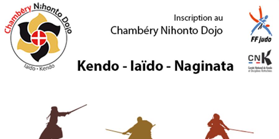 Adhésion au Chambéry Nihonto Dojo - Chambéry Nihonto Dojo