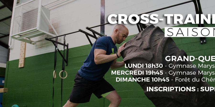 SUPER7 - CROSS TRAINING - SAISON 2 - SUPER7