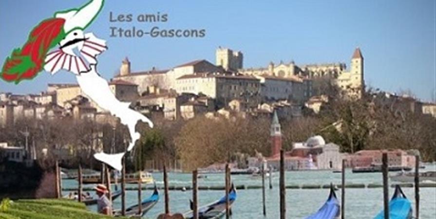 Bulletin d'adhésion Amis Italo-Gascons - Les Amis Italo-Gascons