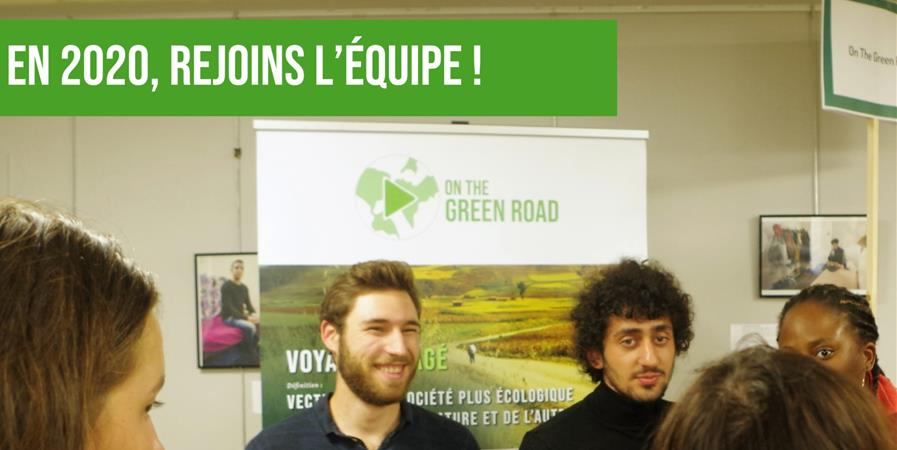 Formulaire d'adhésion - 2020 - On The Green Road