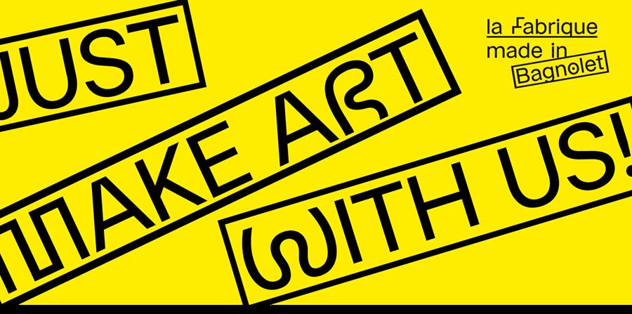 Par votre adhésion, vous soutenez La Fabrique, lieu artistique collaboratif - La Fabrique made in bagnolet
