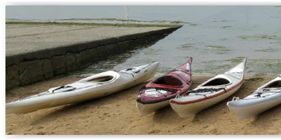 Kayak Cesson - AS ORANGE CESSON