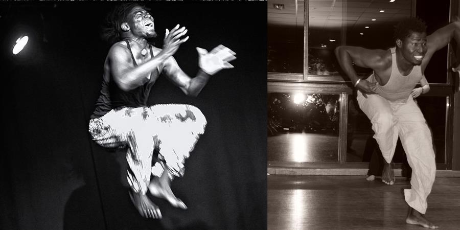 Danse Afro-Contemporaine - Asso CMRA