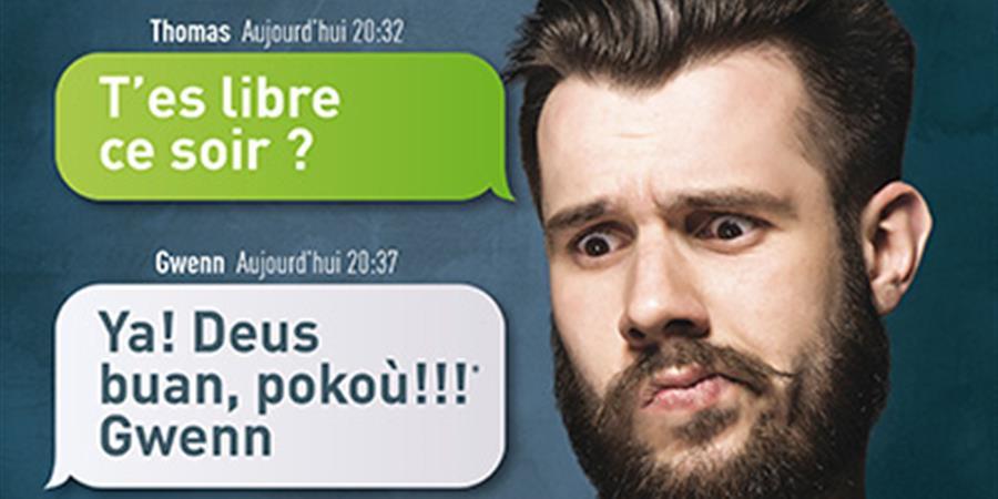 Kentelioù brezhoneg / Cours de breton - SKED