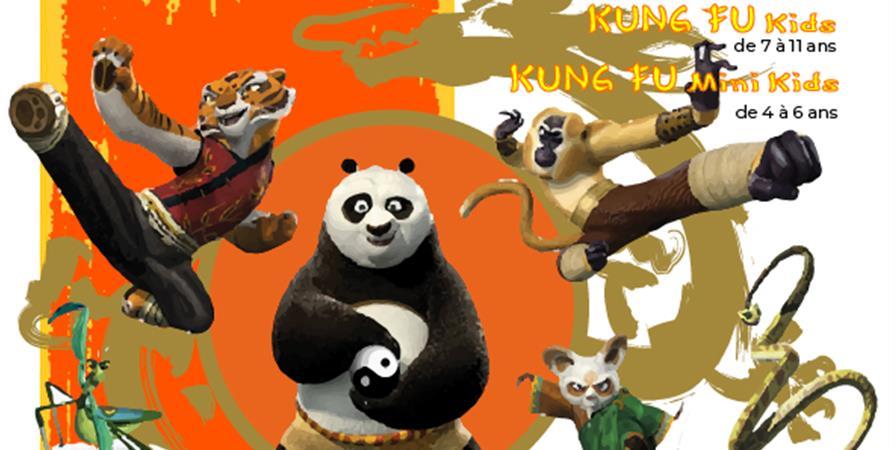 kung Fu Kids (7-11 ans) et Mini kids (4- 10 ans) - A.D.R.V©