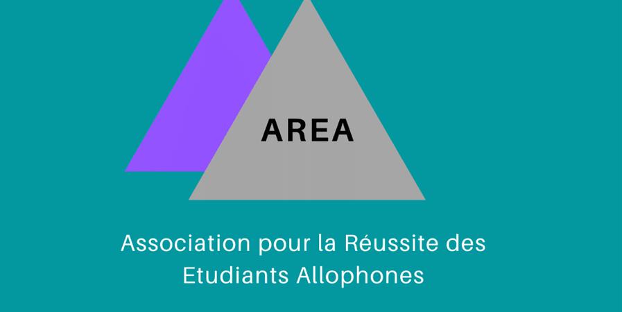 Association pour la Réussite des Etudiants Allophones - Association pour la réussite des étudiants allophones