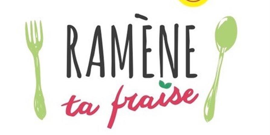 Adhésion association Ramène ta fraise - Ramène ta fraise