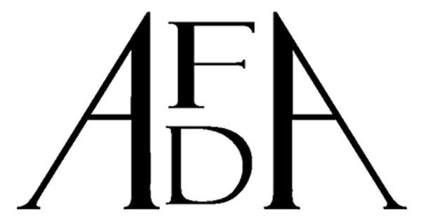 Adhésion annuelle AFDA (2018-2019) - AFDA