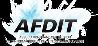 Adhésion AFDIT 2018 - Association Française du Droit de l'Informatique et des Télécommunications