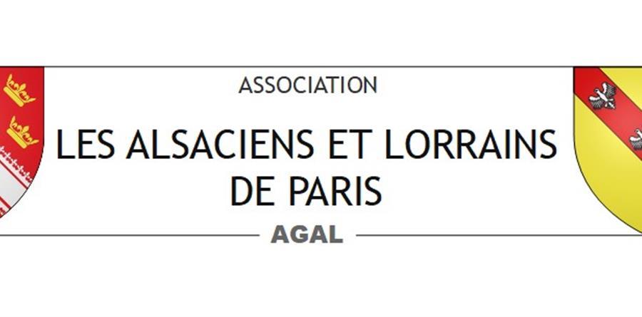 Adhésion 2020 à l'Association Générale d'Alsace et de Lorraine - Association Générale d'Alsace et de Lorraine