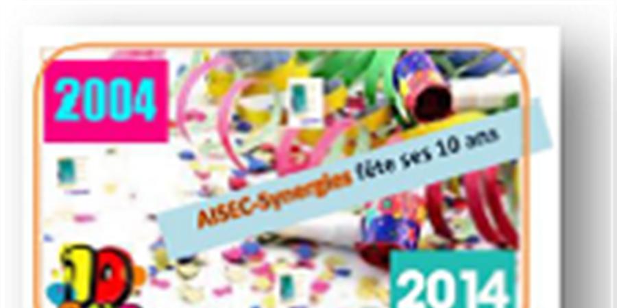 Adhésion de soutien - Réseau AISEC-Synergies