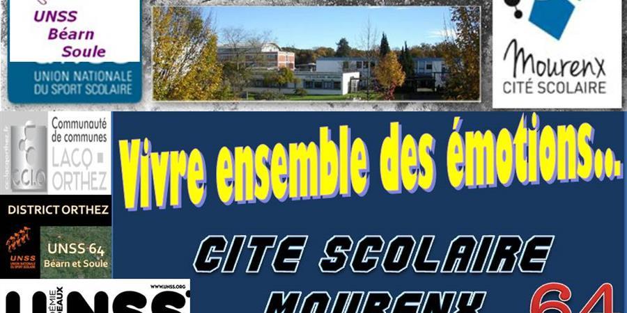 Fiche Adhésion Association - Association sportive du lycée et du LP de Mourenx