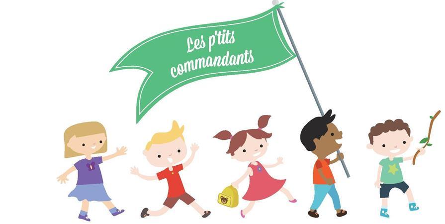 Adhésion aux P'tits Commandants 2019/2020 - Les p'tits commandants