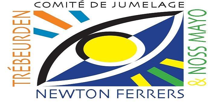 Adhésion annuelle - Comité de jumelage Trébeurden Newton Ferrers et Noss Mayo (GB)