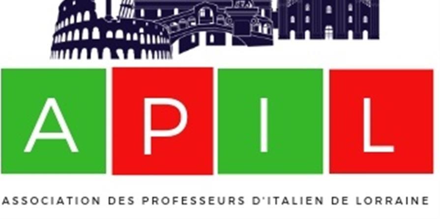 Adhésion APIL 2019/2020 - Association des Professeurs d'Italiens de Lorraine (APIL)
